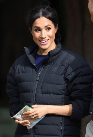 Фото №5 - Как утеплить легкое пальто: 10 уютных курток, как у герцогини Кейт и селебрити