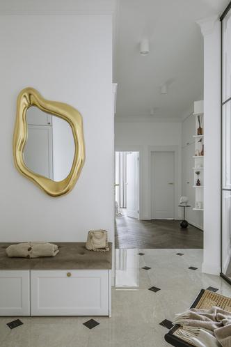 Фото №8 - Квартира с парижской атмосферой в Варшаве