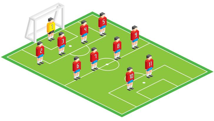 Фото №6 - Болей как Бекхэм! Памятка футбольным любителям для Евро-2020
