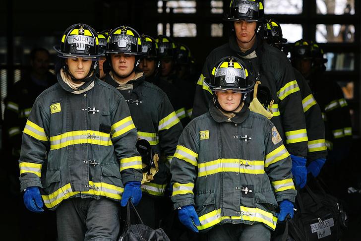 Фото №5 - Подвиг по расписанию: как работают спасатели службы 911