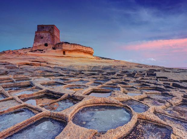 Фото №19 - Такая разная Мальта: шедевры архитектуры, дикая природа и отличные курорты
