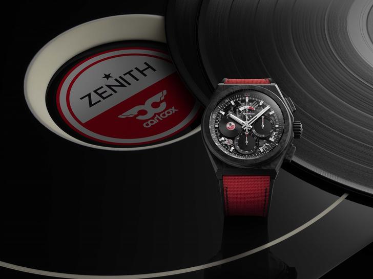 Фото №3 - Zenith представляет часы с музыкальным характером