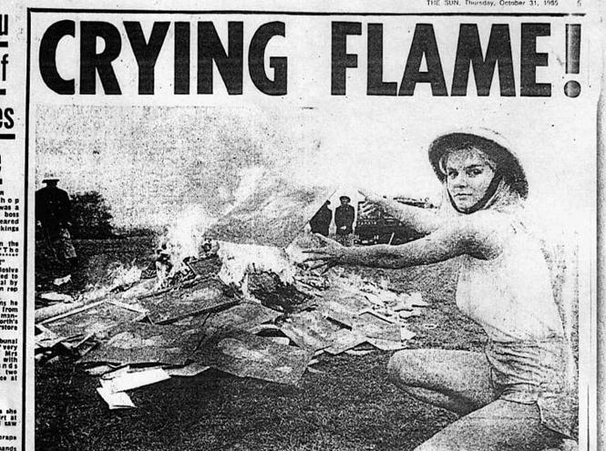 Фото №4 - Месть «Плачущего мальчика»: кого преследовала картина-поджигательница