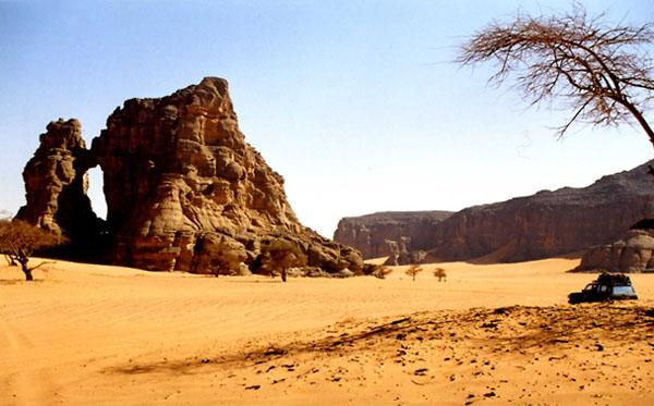 Фото №4 - Человеческое измерение пустыни