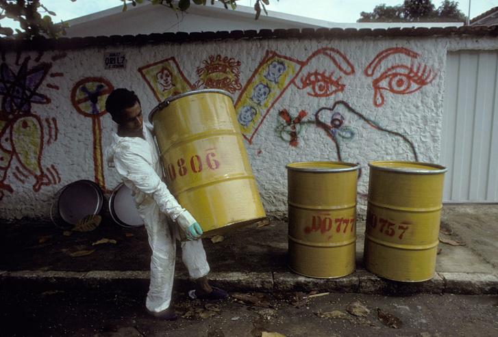 Фото №4 - Бразильский Чернобыль: радиоактивное заражение в Гоянии в 1987 году