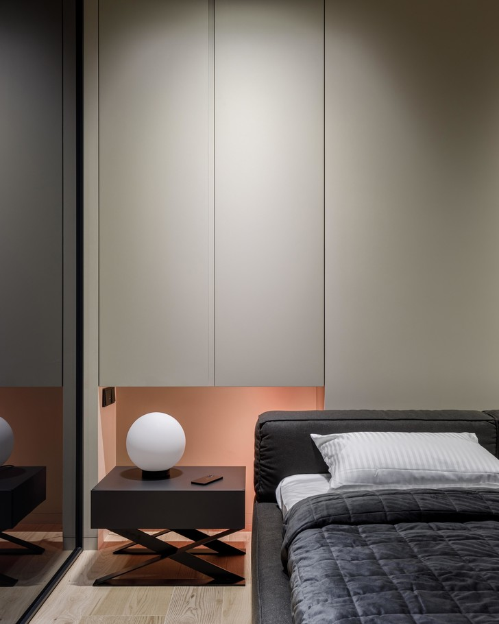 Фото №10 - Апартаменты в аренду со стеклянной спальней