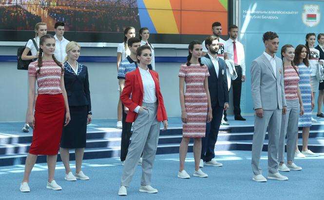 Фото №24 - От Лубутена до H&M: самая обсуждаемая форма олимпийцев-2016