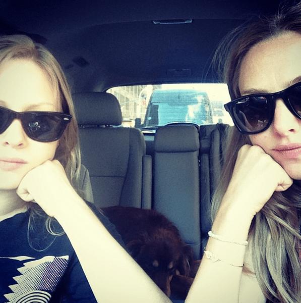 Фото №22 - Звездный Instagram: Селфи в машине