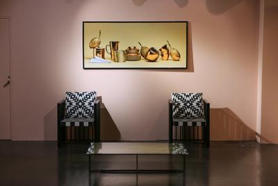 В «Цветном» открылась выставка Object+Object (галерея 3, фото 0)