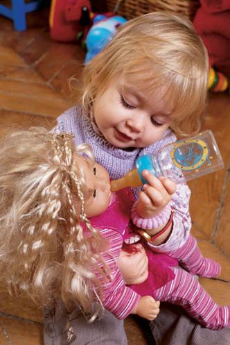 Фото №2 - Кукла – ключ к двери во взрослую жизнь