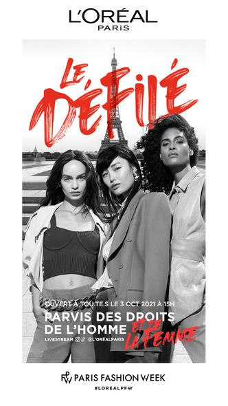 Фото №2 - L'Oreal Paris проведет модный показ в поддержку прав и возможностей женщин