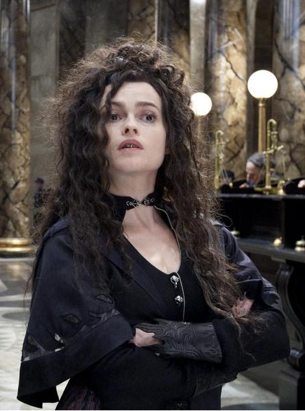 Хелена Бонэм Картер – Беллатриса Лестрейндж («Гарри Поттер»)
