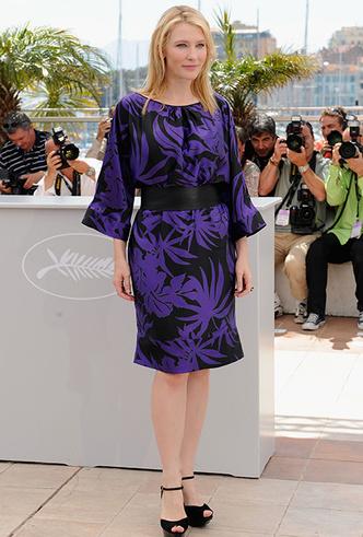 Фото №17 - Королева Канн: Кейт Бланшетт и ее модные образы за всю историю кинофестиваля