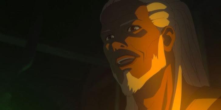 Фото №2 - Самые крутые персонажи в аниме от Netflix «Ведьмак: Кошмар волка»