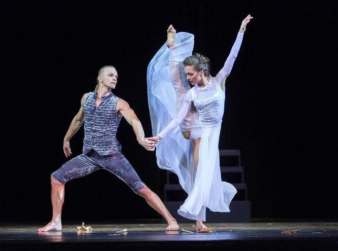 Фото №1 - «Опасные связи» от театра «Новый балет»