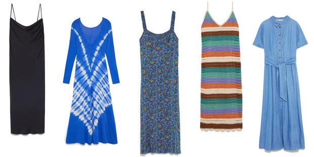 Фото №2 - Что купить: 5 модных платьев для тех, кто проведет лето в городе