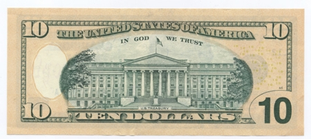 Фото №6 - Картинная галерея: доллар США