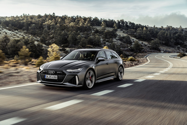 Фото №3 - Легенда RS: новый Audi RS 6 Avant