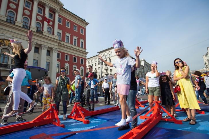 Фото №2 - Танцы на роликах, sup-серфинг, хайлайн и покорение скалодрома:  хиты спортивной программы Дня города