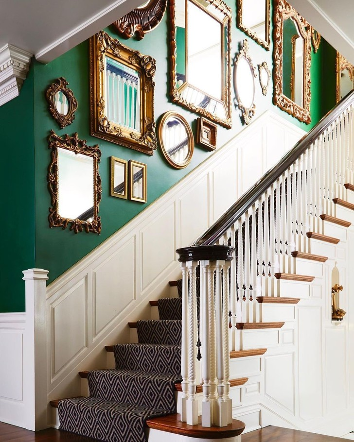 Фото №6 - Вопросы читателей: чем украсить лестницу