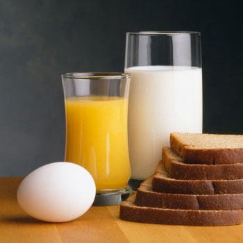 Фото №1 - Начинайте утро со стакана молока