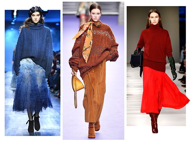 Фото №2 - 5 самых модных способов носить трикотаж этой осенью