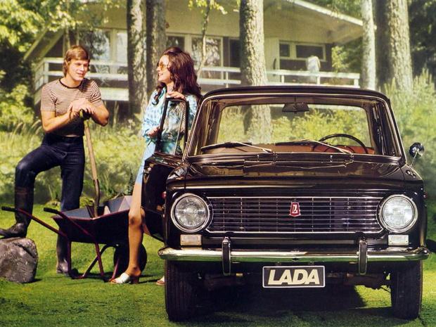 Фото №1 - Советские автомобили, не украденные у Запада