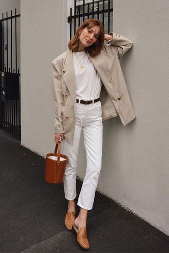 Фото №2 - Как выбрать идеальную белую футболку 🤍