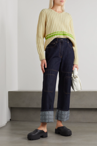 Фото №3 - 5 моделей брюк, которые делают ноги визуально длиннее