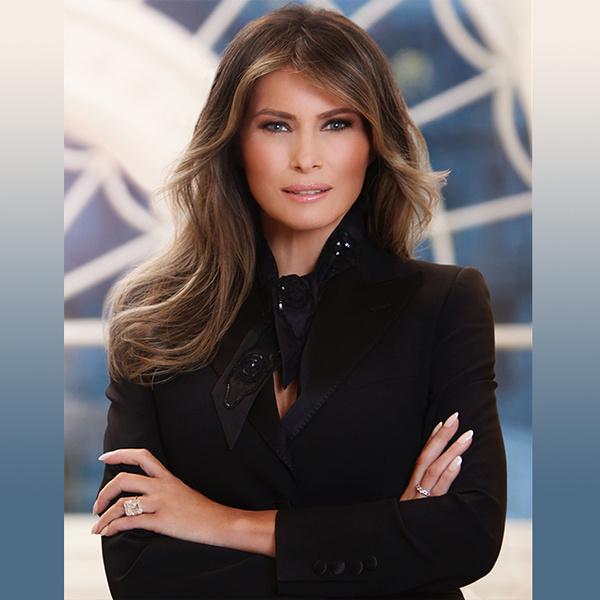Фото №1 - Мелания Трамп: новые стандарты стиля Первой леди