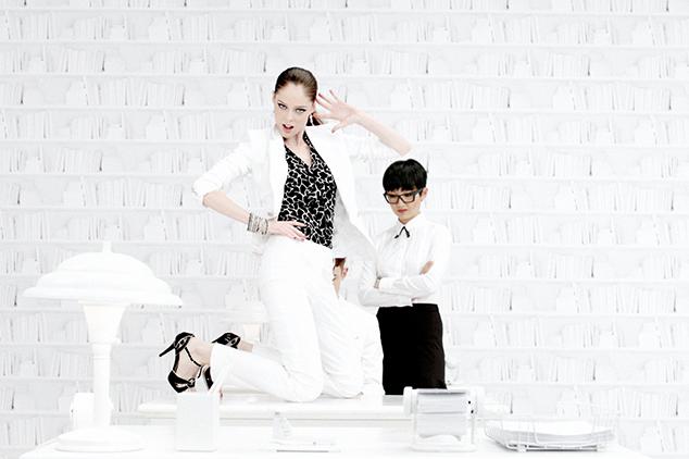 Фото №1 - 8 лучших рекламных кампаний Коко Роши