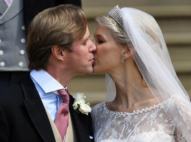 Фото №1 - 6 главных фактов о свадьбе Леди Габриэллы Виндзор и Томаса Кингстона