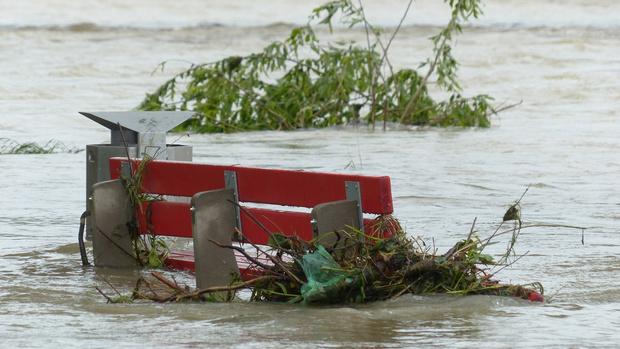 Фото №1 - Росреестр предложил изменить механизм выдачи компенсаций за наводнение