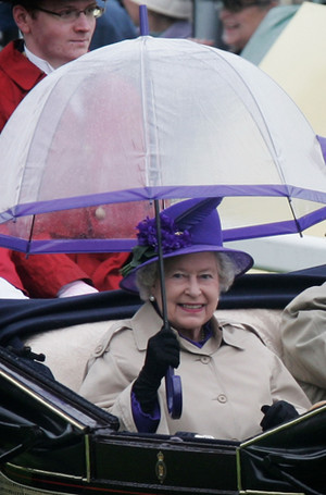 Фото №31 - Виндзорские зонтики: королевский способ спрятаться от дождя