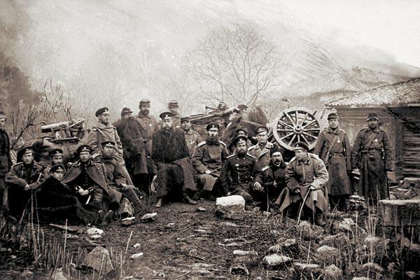Фото №1 - Балканский эндшпиль