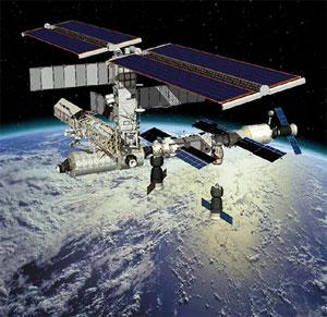 Фото №1 - Компьютерный вирус полетел в космос