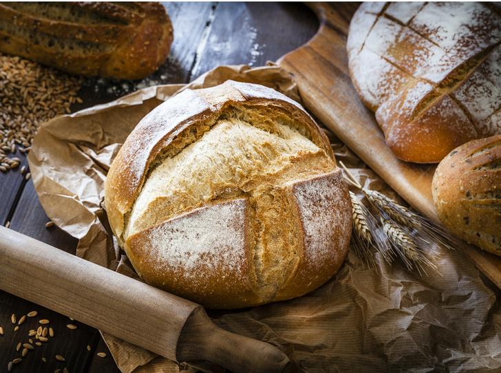 Фото №1 - Домашний хлеб: 3 необычных рецепта для всей семьи