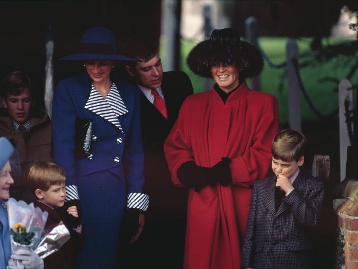Фото №4 - Обида принца: почему у Уильяма всегда были напряженные отношения с Сарой Фергюсон