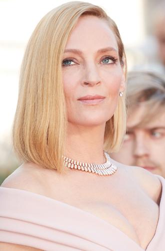 Фото №25 - Канны-2017: лучшие beauty-образы с церемонии открытия кинофестиваля