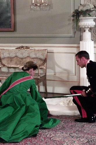 Фото №26 - Самые забавные моменты на королевских свадьбах (истории в фотографиях)