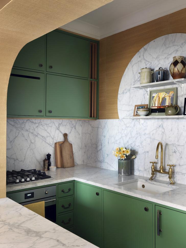 Фото №2 - Маленькая кухня: 8 полезных идей и лайфхаков