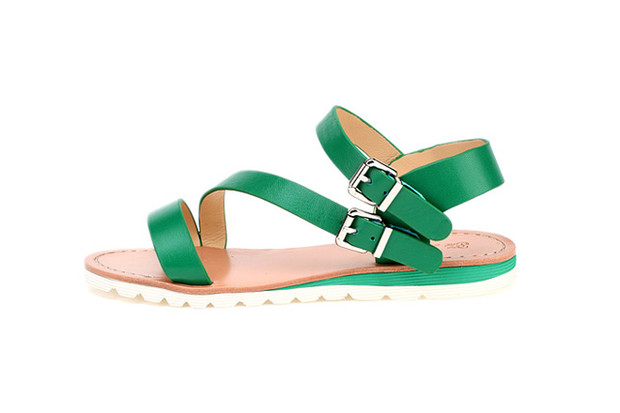 Модные женские сандалии 2016: фото