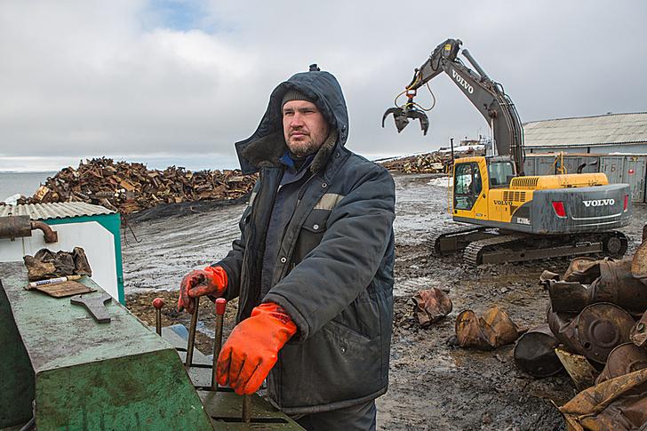 Фото №2 - Арктика: генеральная уборка