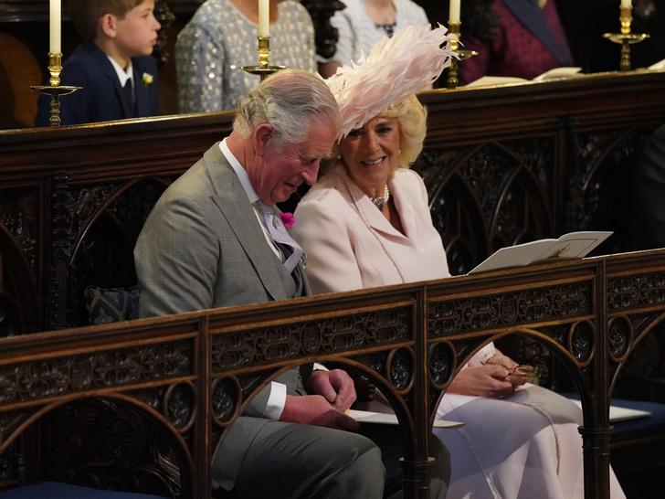 Фото №20 - Любовь сквозь годы: 20 самых трогательных фото принца Чарльза и герцогини Камиллы