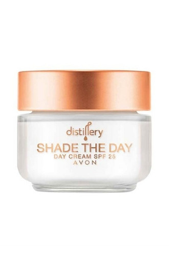 Дневной крем Distillery Shade the Day SPF25 от Avon
