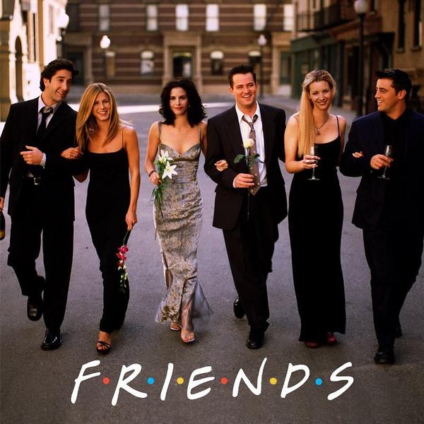 Фото №1 - Мы знали! Дженнифер Энистон и Дэвид Швиммер признались, что были влюблены друг в друга на съемках «Друзей»