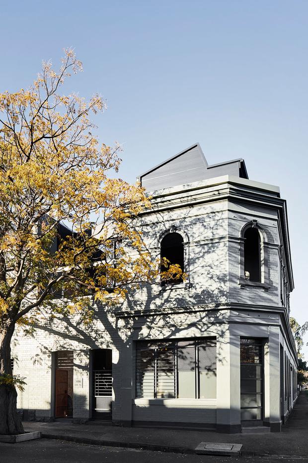 Фото №1 - Новая жизнь дома конца XIX века в Мельбурне
