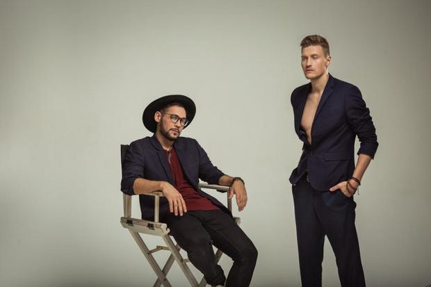 Фото №1 - Группа «Тритон» выпустила клип на трек «Пахнет тобою»