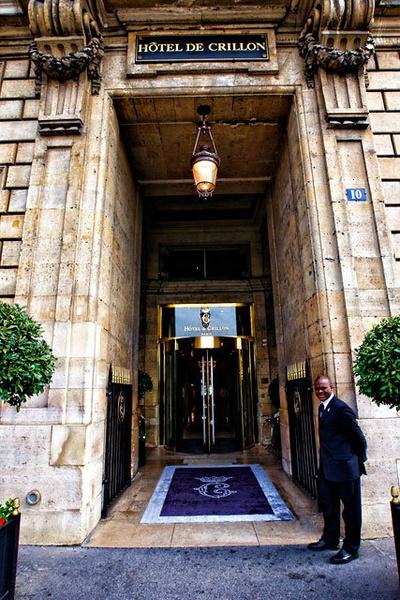 """Отель """"Крийон"""" (""""Hotel De Crillon"""")"""