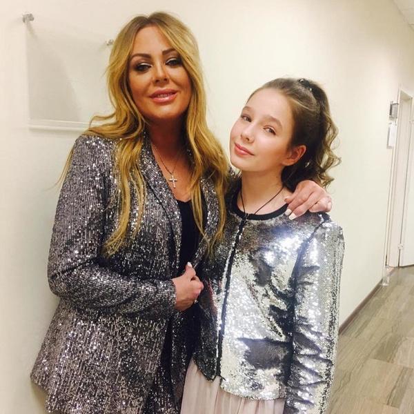 <p>Даже не верится, что дочь Юлии Началовой уже такая взрослая…</p>